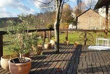 Mała Toskania / Moja Mała Toskania wspaniała agroturystyka w Cisowej. Polecam szczególnie tym, którzy chcą się wyciszyć i odpocząć.