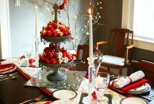 Christmas Table Decorating Ideas From Pinterest