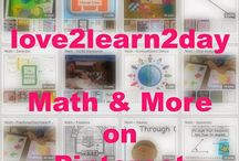 Subject - Mathematics / Get a lot of hands-on mathematics activities and ideas.