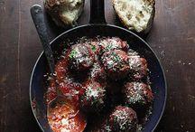 Recipes - Land & Sea Mains / Dinner recipes