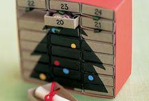 Snowman's Festive Tips: Make Your Own Advent Calendar /  #SnowmansFestiveTips