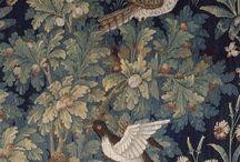 Различные фоны / Рисунок, текстиль, керамика