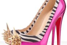 Shoes, Shoes, Shoes!! / The most stunning & stylish SHOES! #Shoes #Heels #HighHeels #Flats #Sandals #Designer #Fashion #Style #Chanel #MiuMiu #ChristianLouboutin #Lanvin #YSL #JimmyChoo #Givenchy #GiuseppeZanotti #BrianAtwood #Prada #Gucci @StellaMcCartney #Chloe #Glamutante #SampleSaleStyle / by Glamutante ღ