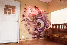 _Ambientes / Fotos dos ambientes internos e externos da escola de beleza Beauty4Share.