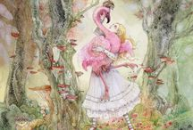 Stephanie Pui-Mun Law / The fantastic watercolor art