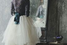 I'm Obsessed with tulle skirts