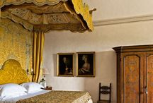 Dolce Dormire / Bedrooms,Dressing Rooms, Beds and Bedding; Current as well as from the Past.  / by Hollandaise