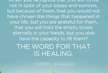 Healing...........
