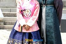 Hanboks and other Korean things