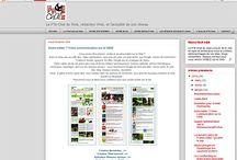 Le Blog du rédacteur Web / Le P'tit Chat du Web communique pour ses clients. Community Manager, animation réseaux sociaux, blogs, newsletters, animation SEO et création de sites Internet... http://redacteur-reporter-chroniqueur-web.blogspot.fr/2014/01/notre-metier-votre-communication-sur-le.html