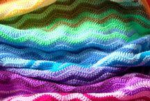 deka pro miminko - ripple blanket
