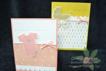 Stampin Up / card ideas / by Mary Ebie