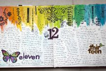 Journalling Inspiration / by Mandi-lee Klinger