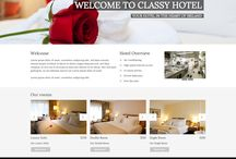 Hotel & Travel WordPress Themes