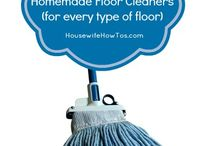 Cleaning Tips - Floor Cleaning