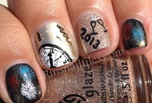 Nails - New Years / by kristi Lupkes