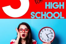 High School Academics & Planning