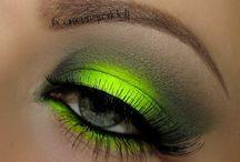 Gween makeup