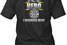 Fire Fighter – Wife