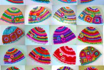 Crochet hats for everyone etc. / Hats, mittens and other related stuff