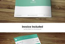 Phamplet design ideas