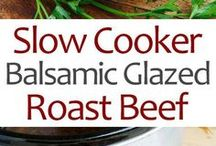 Slow cooker recipes / The best slow cooker recipes from around the world.
