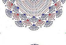 návody na háčkované čepice