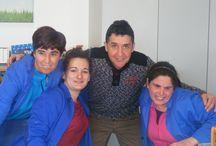 Visita Carlos Sastre / Un día especial