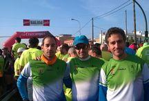 Media de Sevilla-Los Palacios 21 de Diciembre de 2014