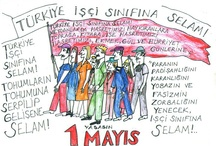 1 Mayıs- Labor Day Turkey