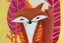 Foxy Fun / by Mel Beach
