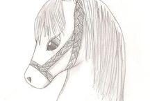 Cute easy drawings