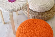 Crochet: home deco