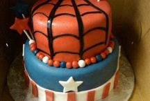 Party Ideas - Superhero / by Laurie Mason