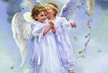 Angels / by karen enfinger