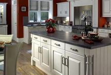 Deli Feng Shui kitchens red