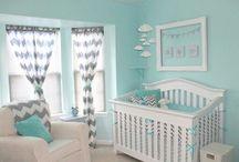 Habitación del bebé varón