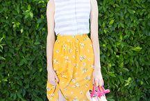 Chic Summer Style / summer fashion,womens fashion