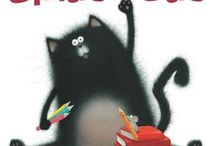 Feeling Feline / Books about cats, cats, cats, and more cats. Did we mention cats? / by Garden Home Library Youth Reads