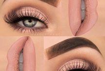 makeup - nails - hair