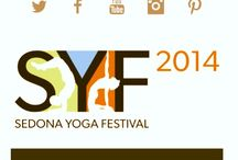 SYF2014 / by SedonaYogaFestival