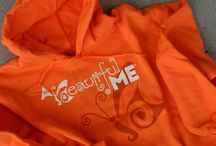"Merchandise / All proceeds from non-profit ""A Beautiful Me®"" merchandise go directly to provide girls in 3rd-12th grades self-esteem workshops!"