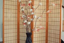 Shoji Screen Room Dividers by Asia Dragon / Available for customers to buy in the UK and EU from stock located in England. Visit our website at www.asiadragon.co.uk