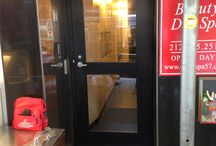 Aluminum Doors / Aluminum Doors Installation in NYC, Aluminum Door Repair NYC
