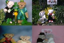 Teddy Bears Digital Photos - Commercial Use / Teddy Bear Digital Photos (Collection 2 out of 3). WELCOME to this STUNNING collection of Teddy Bear Digital Photo images.   This bundle contains 32 high-quality COLOR Teddy Bear Digital Photo images. Images saved at 300dpi in PNG files.