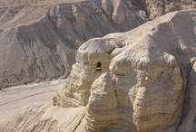 Holy Land- Dead Sea and Qumran