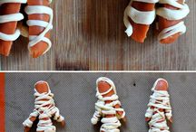 H A L L O W E E N.  Snacks / Halloween Party Snacks