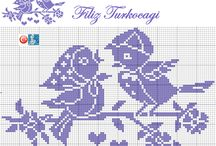cross stitch Filiz Türkocağı