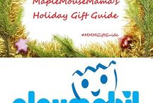 2015 #MMMGiftGuide / Gift ideas for the 2015 Holiday Season! Ideas for Kids, Her, Him, Home and Tech