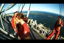 Toronto trip / Ideas for what I want to do when I go to Toronto